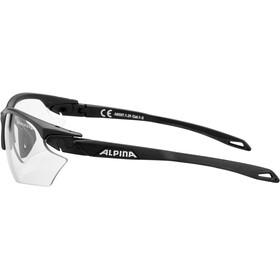 Alpina Twist Five HR S VL+ Brille black matt